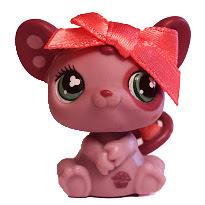 Littlest Pet Shop Portable Pets Rat (#464) Pet