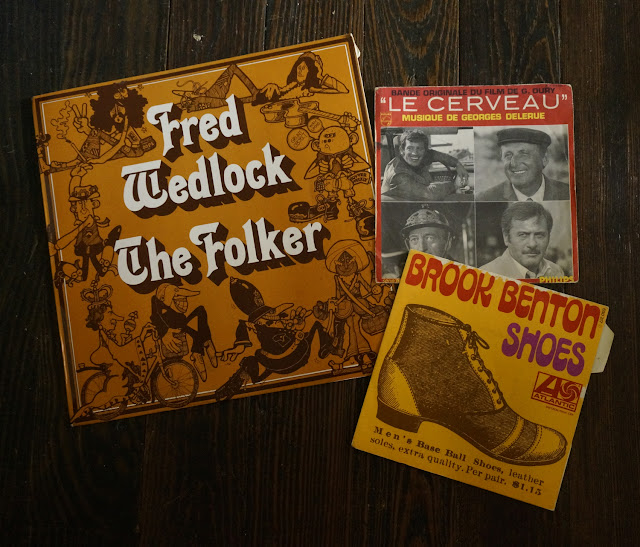 "Fred Wedlock ( 1971) , Brook Benton (1971) ,   The American Breed ( B.O de ""Le cerveau"" 1967 ) , the folker"