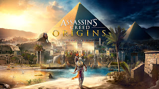 Cracked Assassin's Creed: Origins