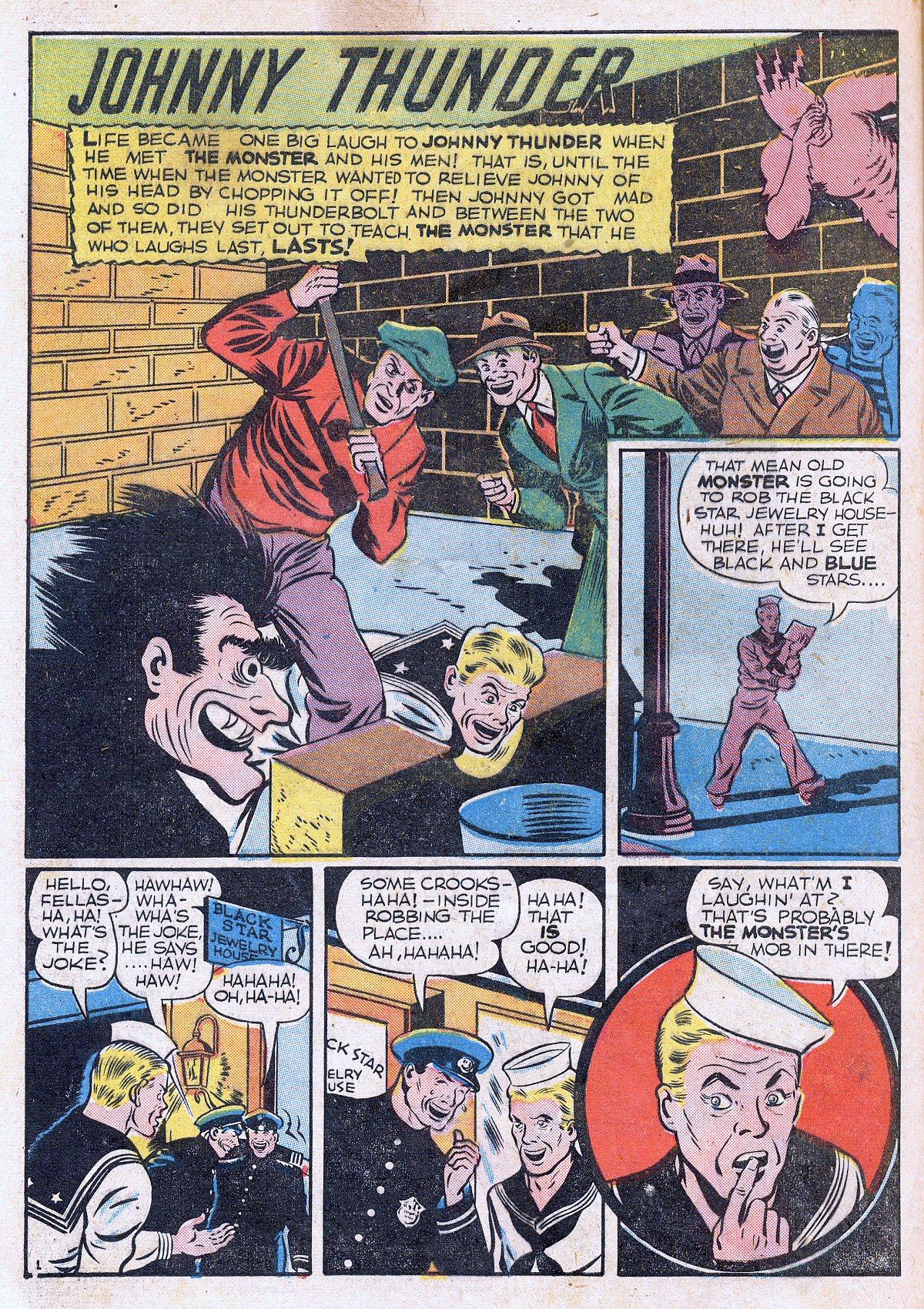 Read online All-Star Comics comic -  Issue #20 - 43