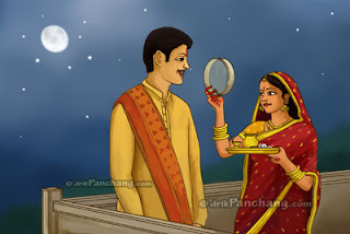 Karva Chauth 2017:   Karwa Chauth fasting is done during Krishna Paksha Chaturthi in the Hindu month of Kartik and according to Amanta calendar followed in Gujarat, Maharashtra and Southern India it is Ashwin month which is current during Karwa Chauth. However, it is just the name of the month which differs and in all states Karwa Chauth is observed on the same day.