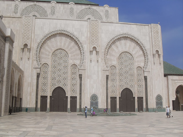Mezquita Hasan II Casablanca