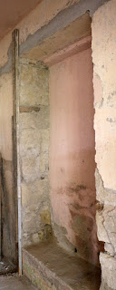 No more old loose plaster