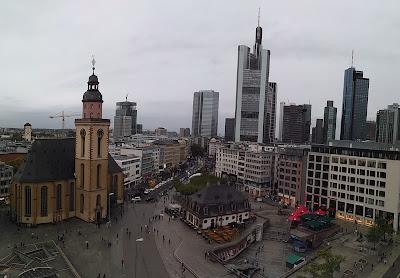 frankfurt alemania vistas