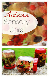 Autumn Activities - Learning and Exploring Through Play