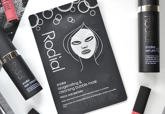 Rodial Snake Oxygenating and Cleansing Bubble Mask Review