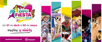 Expo fiesta Michoacán