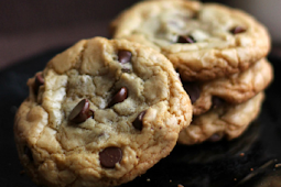 Delicious Grapeseed Oil Chocolate Chip Cookies