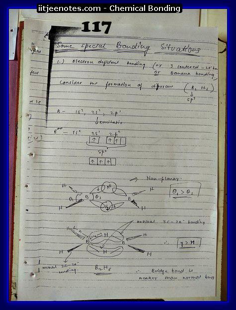 Chemical-Bonding Notes class 11-21