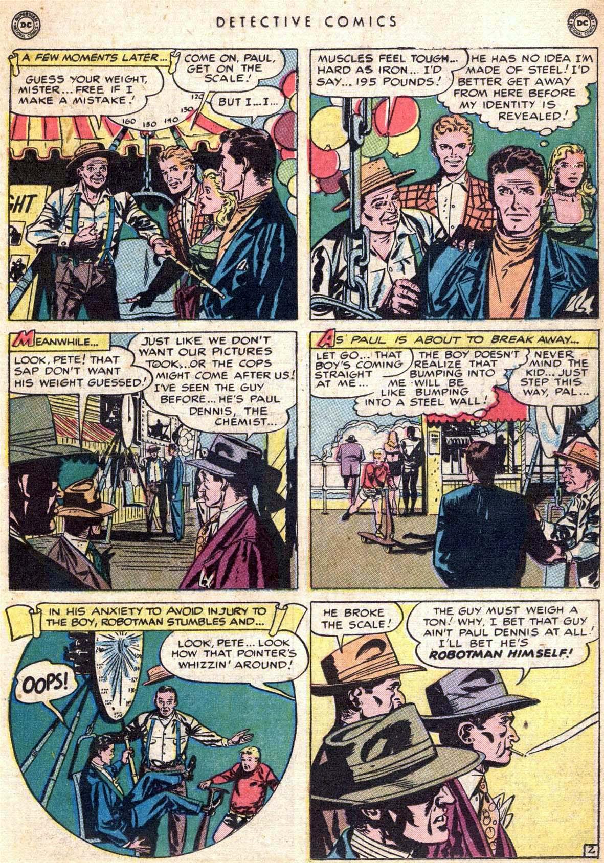 Detective Comics (1937) 157 Page 26