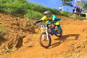 Pembalap Sepeda Asal Banten Terpilih Untuk Mewakili Indonesia di Jepang