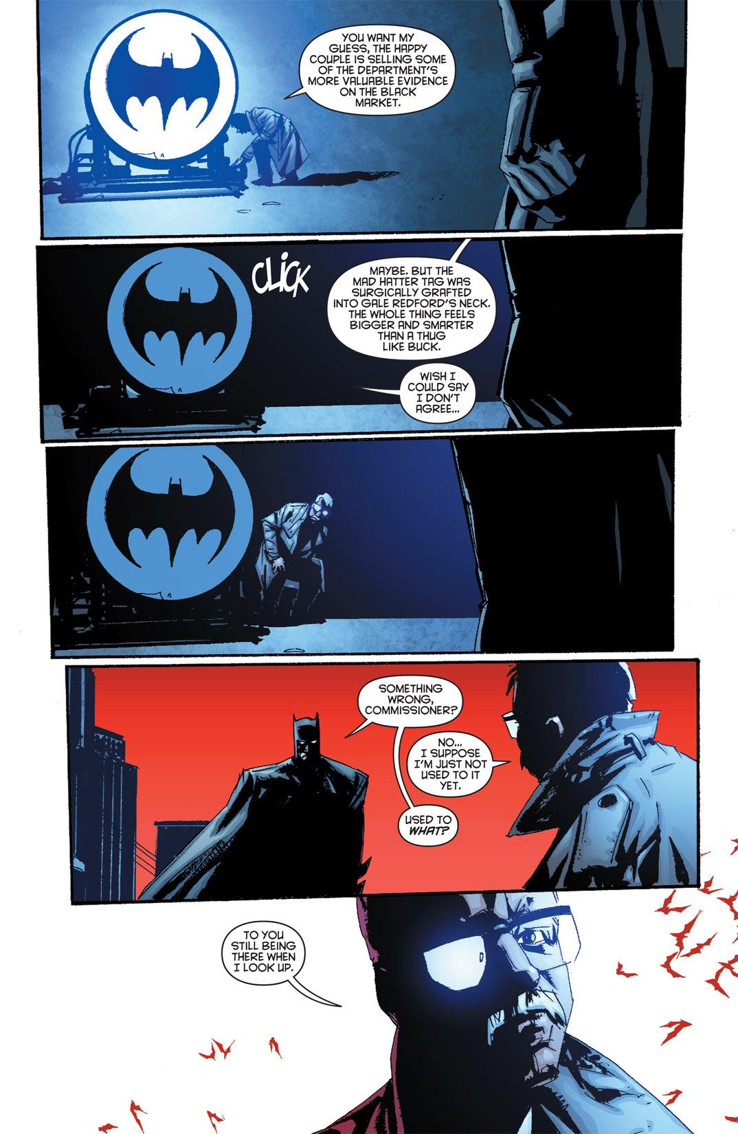 Detective Comics (1937) 871 Page 15