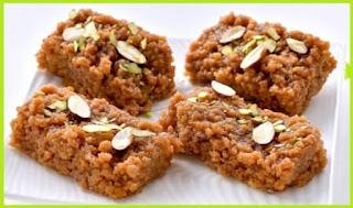 सोहन हलवा अजमेर कैसे बनाएं - Ajmeri Sohan Halva Recipe in Hindi