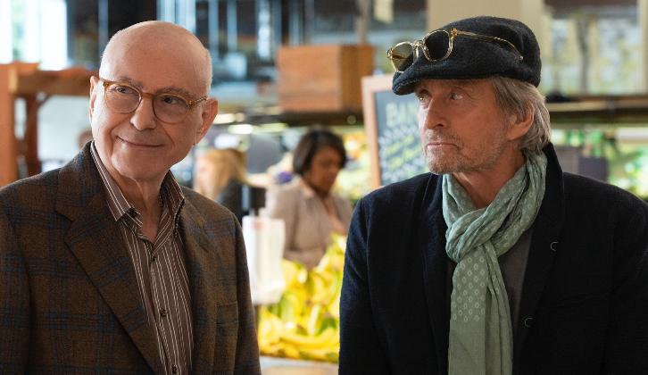 The Kominsky Method - Promos, First Look Photos, Featurette, Poster + Premiere Date