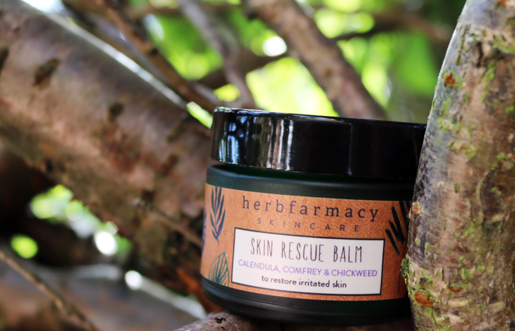 Herbfarmacy Skin Rescue Balm review