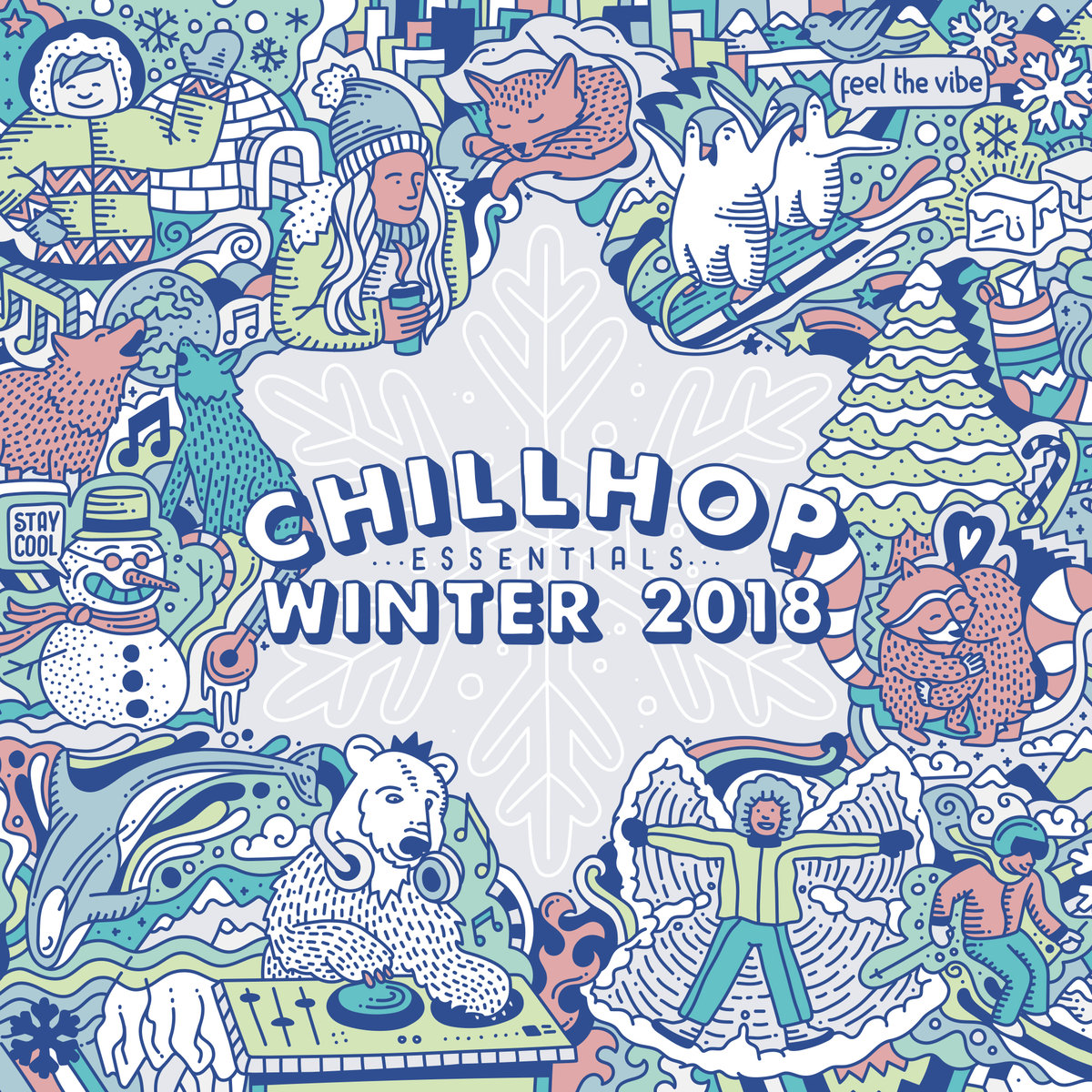 Chillhop Essentials - Winter 2018 | Full Album Stream & Vinyl Tipp