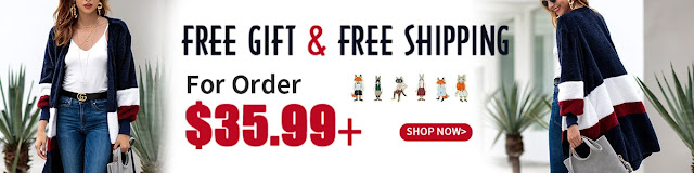 Shop Fashion Trends, Get FREE GIFT & FREE SHIPPING!