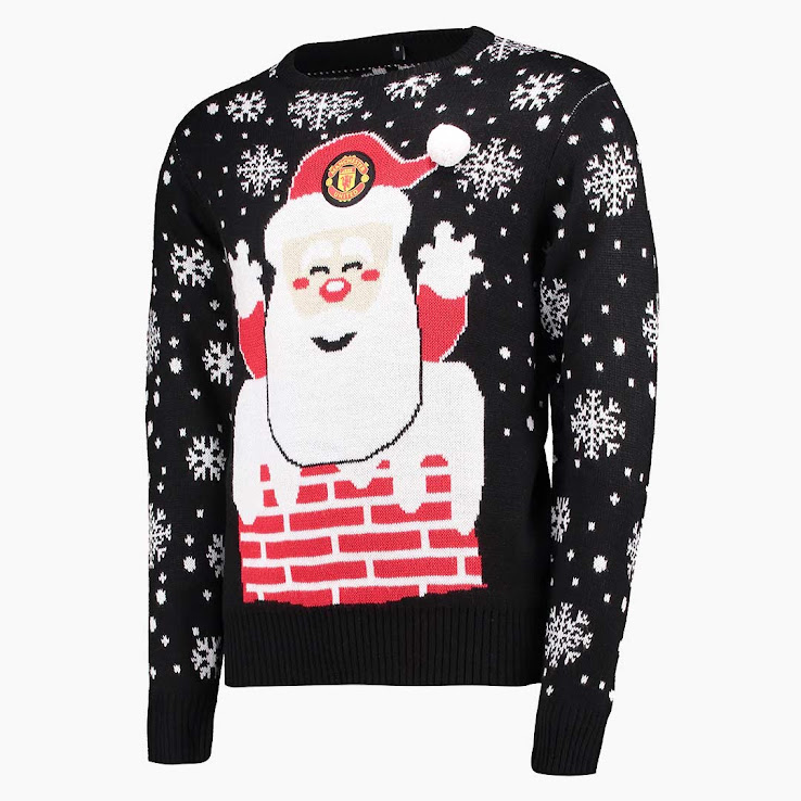 Odd Manchester United Christmas 2017 Collection Released Footy
