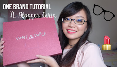 WET N WILD ONE BRAND MAKEUP TUTORIAL [YOUTUBE] by Jessica Alicia