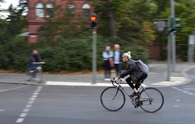ベルリンの自転車