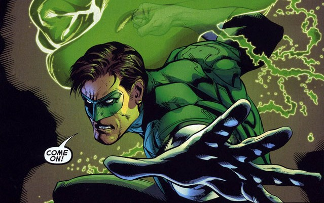 Asal-Usul Hal Jordan (Green Lantern)