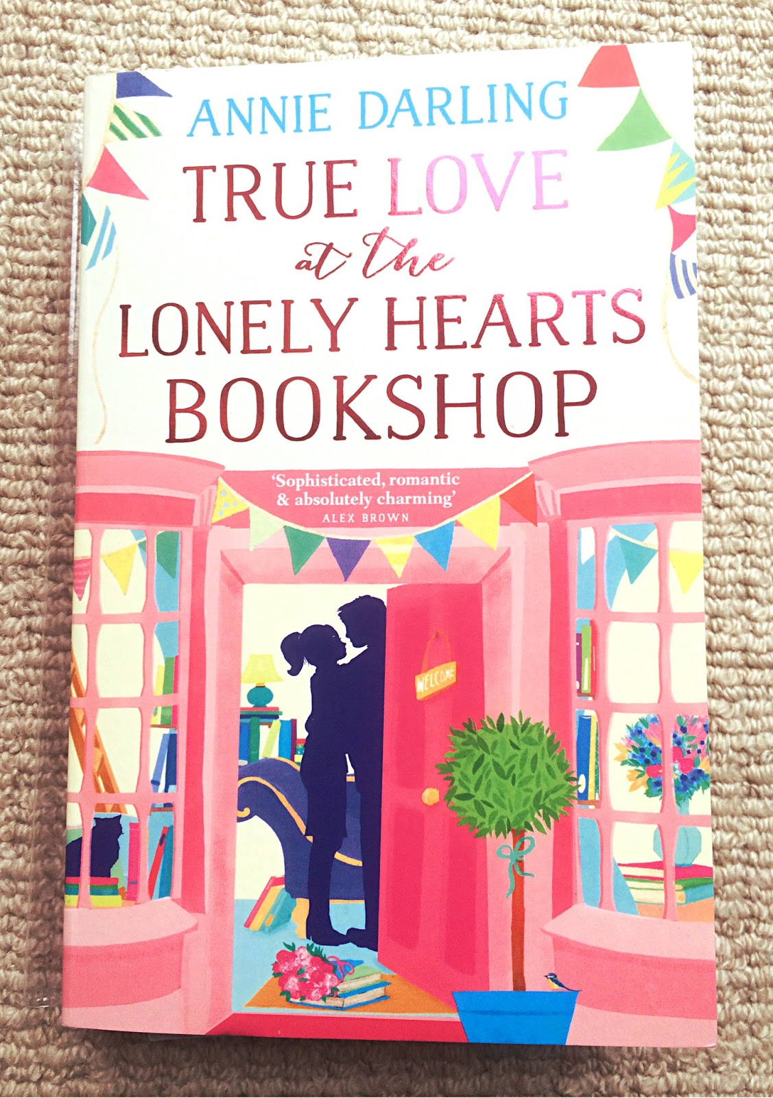 The Wild Reader Review True Love At The Lonely Hearts -8015