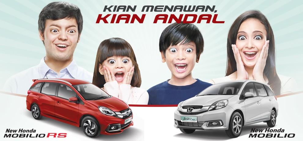 Banner New Honda Mobilio
