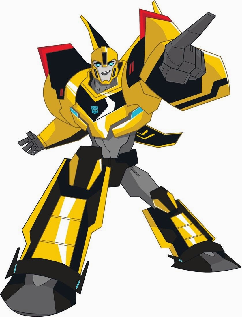 Bumblebee Transformers Prime animatedfilmreviews.filminspector.com