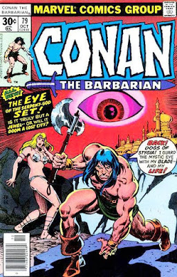 Conan the Barbarian #79
