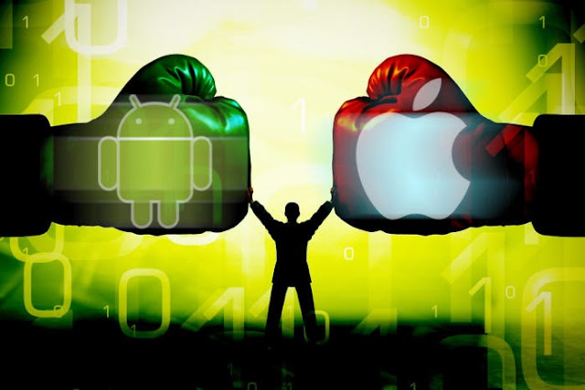 Apple vs. Android, Which Side Are You On?
