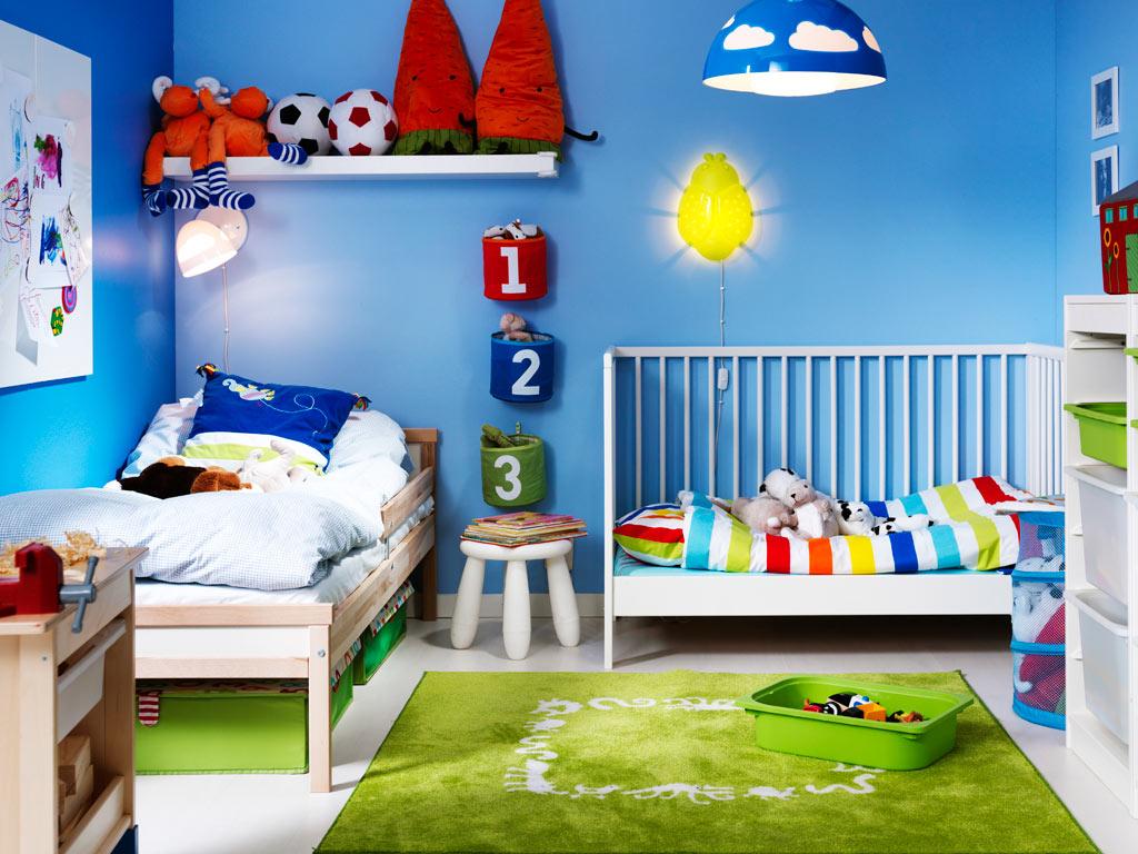 Kids Bedroom Colours 10 interior design ideas bedroom colours | kinjenk house design