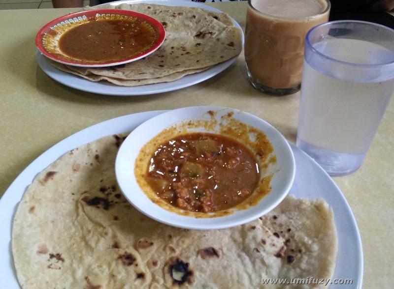 Sarapan Pagi Sihat di One Chopati