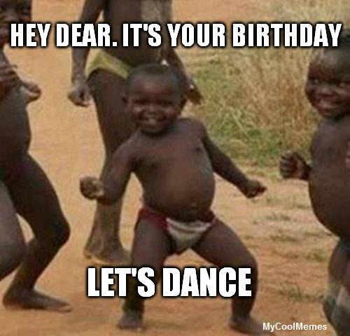 5 Birthday Memes For Best Friend Mycoolmemes