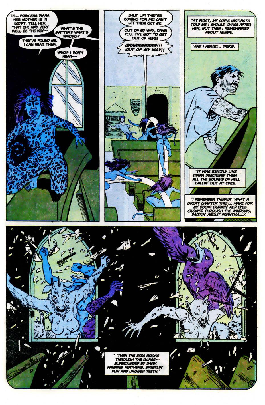 Read online Wonder Woman (1987) comic -  Issue #61 - 20