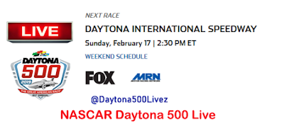 Food City 500 Live | NASCAR 2019: What time does Daytona 500