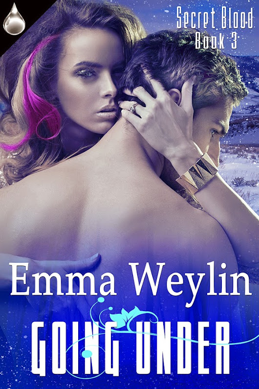 Going Under by Emma Weylin : Guest Post & Giveaway