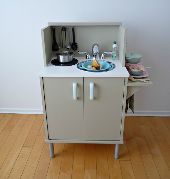 Diy Play Kitchen And - Show