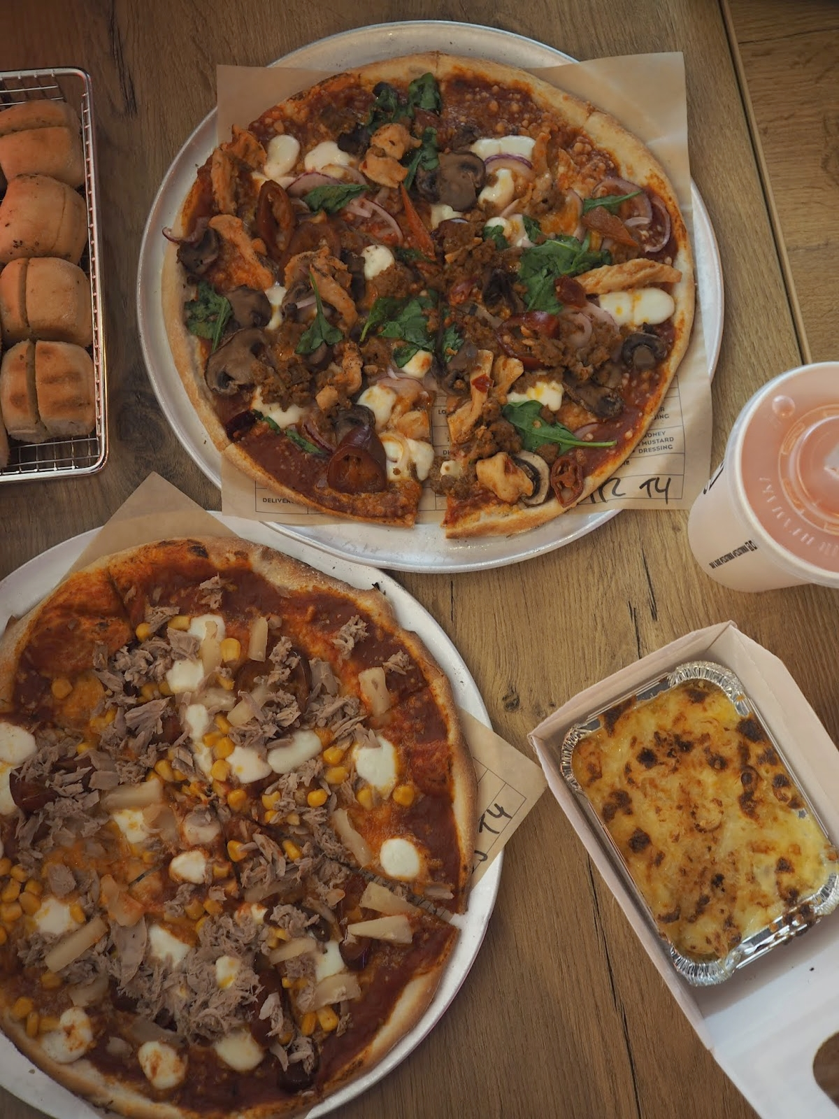 pizzastorm newcastle intu eldon square blog review