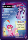 My Little Pony Princess Twilight Sparkle Equestrian Friends Trading Card