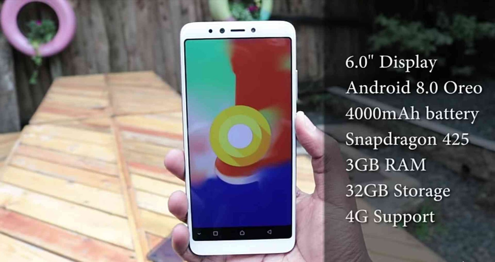 Infinix Hot 6 Pro Specifications