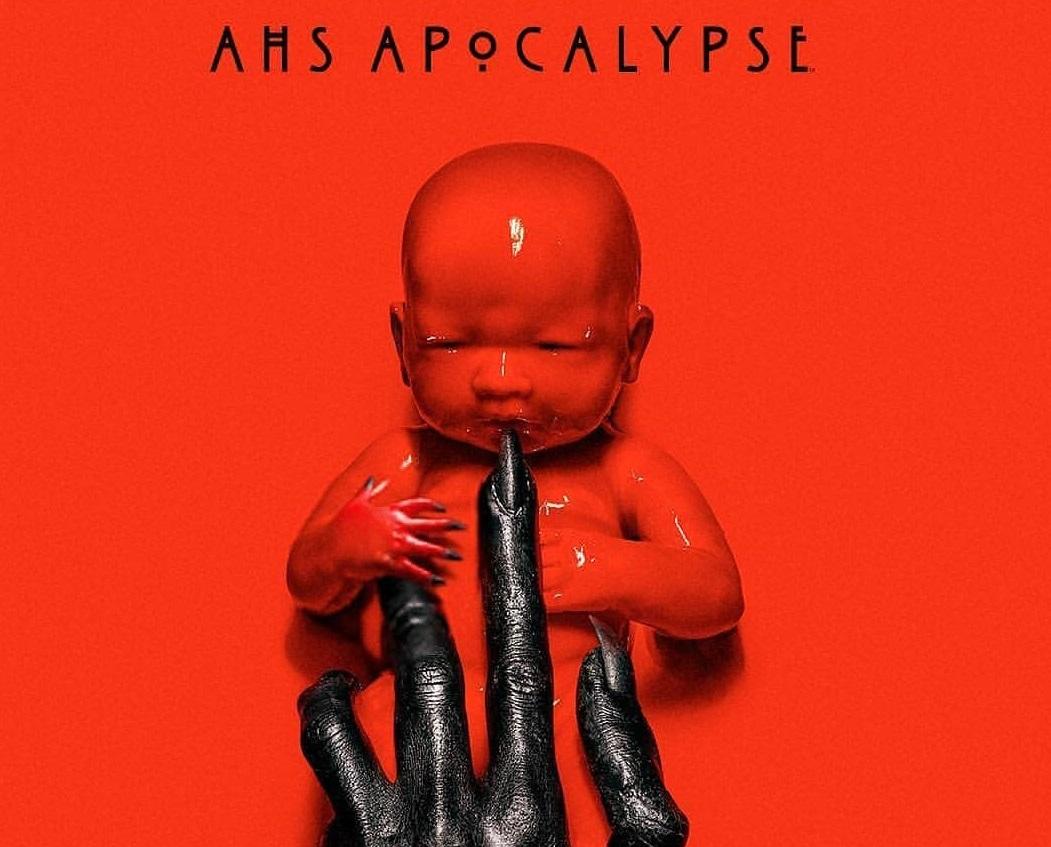 AHS Apocalypse- η επίσημη αφίσα της όγδοης σαιζόν