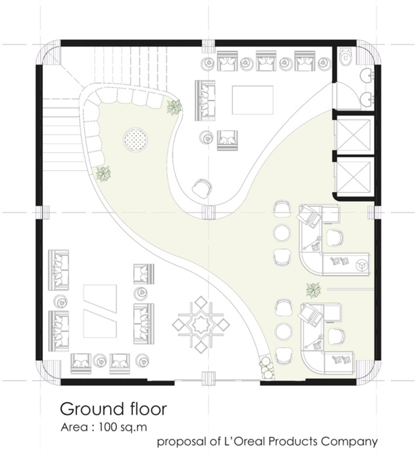 L Oreal Headquarters By Iamz Design Studio