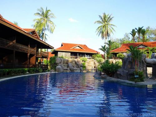 Elephants Mangoes Only Beautiful People At Meritus Pelangi Beach Resort Spa