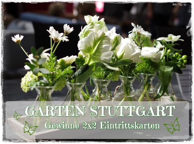 Gartenblog Topfgartenwelt Gartenmesse: Gewinnspiel Garten Stuttgart 2017