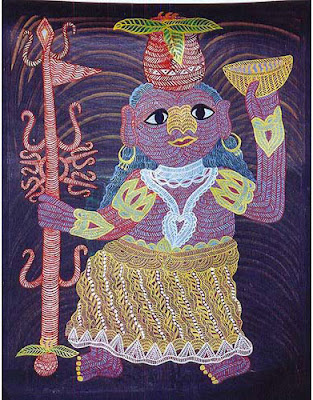 Gond Tribal Art