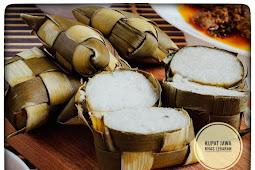 Makanan Khas Lebaran di Jawa Tengah yang bisa bikin ketagihan.