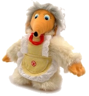 madame cholet the womble