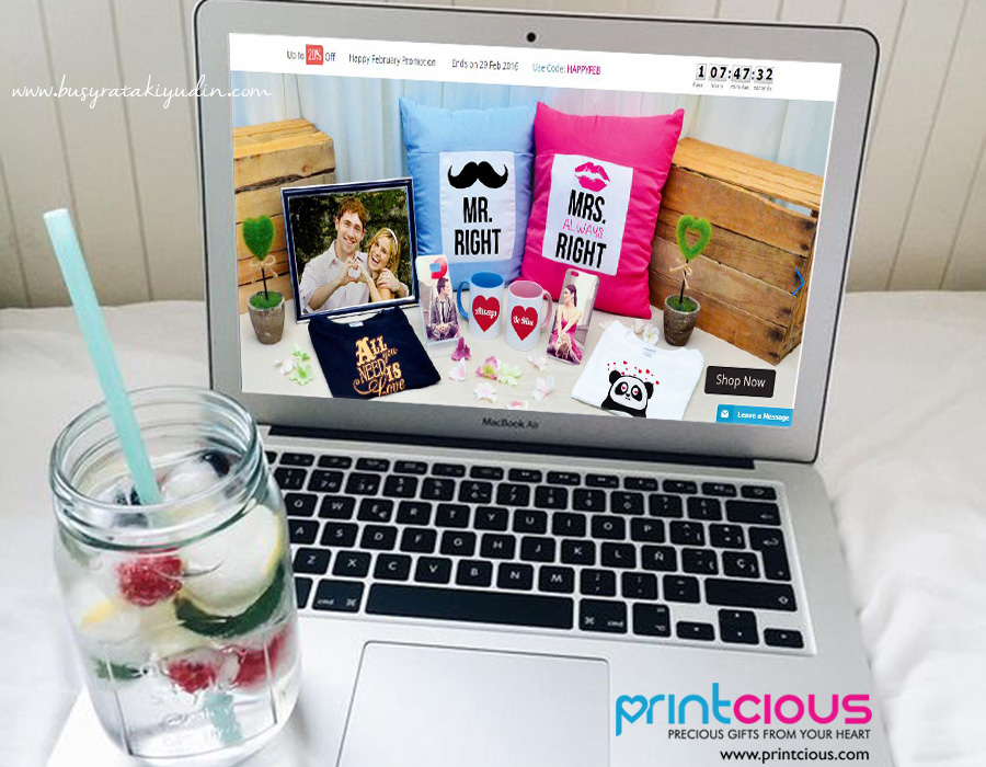 printcious, cushions,  mugs, puzzles, canvas, ceramic tiles, mousepads, tshirts, diskaun, special gifts for her,