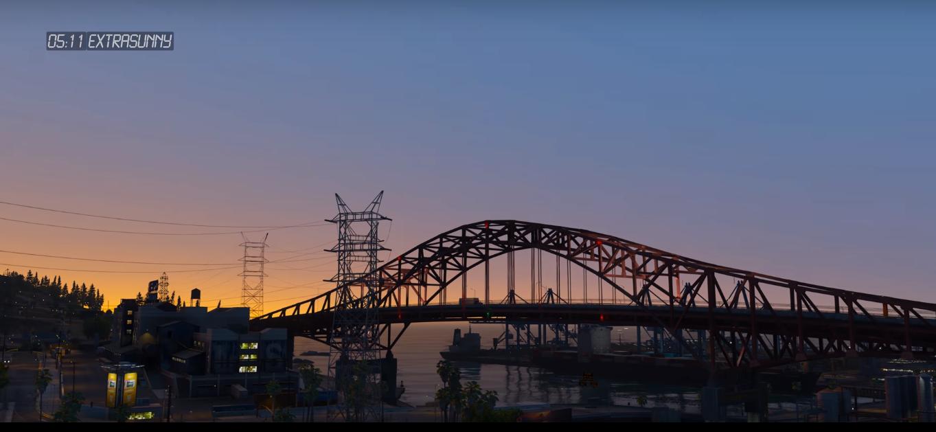 Mod NaturalVision do GTA V torna os gráficos muito real