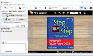 FlipBuilder Flip PDF 4.4.6.3 Multilingual Full Serial